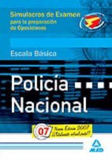 Permacultivo.es Policia Nacional. Escala Basica. Simulacros De Examen Image