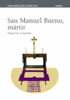 san manuel bueno, martir-miguel de unamuno-9788466726368