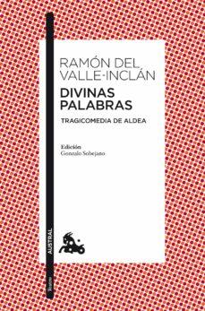 Las mejores descargas de libros electrónicos gratis DIVINAS PALABRAS