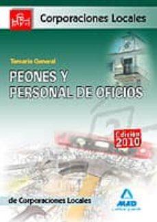 Geekmag.es Peones Y Personalde Oficios De Corporaciones Locales. Temario G Eneral Image