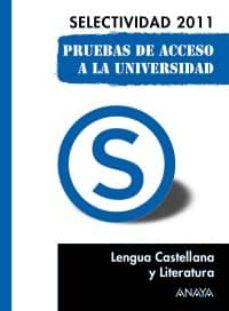 Inmaswan.es Lengua Castellana Y Literaturaselectividad 2011 Image