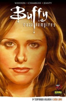 buffy cazavampiros 9ª temporada,vol. 1: caida libre-joss whedon-georges jeanty-9788467910568