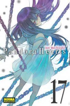 pandora hearts 17-jun mochizuki-9788467918168