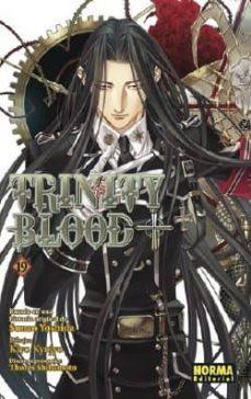 trinity blood 19-yoshika sunao-kyujio kilo-9788467925968