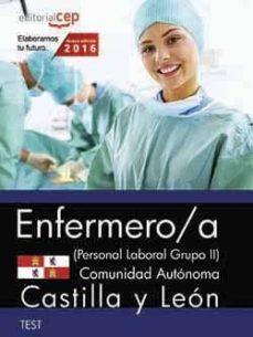 Curiouscongress.es Enfermero (Personal Laboral Grupo Ii) Comunidad Autónoma Castilla Y León. Test Image