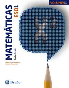 Descargar MATEMATICAS 1 ESO 3 VOLUMENES CODIGO BRUÃ'O MEC gratis pdf - leer online