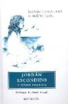 jordan escondido y otros cuentos-alvaro cunqueiro-9788475178868