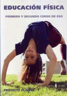 olimpia-1. educación física. 1º y 2º eso libro del alumno ed08-9788476285268
