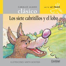 los siete cabritillos y el lobo-luz (adap.) orihuela-9788478647668