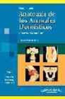 Iguanabus.es Anatomia De Los Animales Domesticos (T. 1): Aparato Locomotor (2ª Ed.) Image
