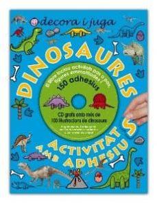 Concursopiedraspreciosas.es Dinosaures: Activitat Amb Adhesives Image