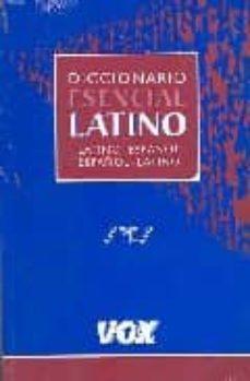 Vinisenzatrucco.it Diccionario Esencial Latino-español Vox Image