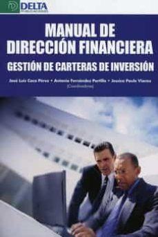 Iguanabus.es Manual De Direccion Financiera. Gestion De Carteras De Inversion Image