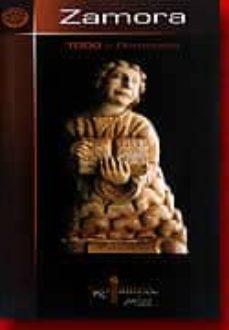 zamora. todo el romanico: romanico guias-9788489483668