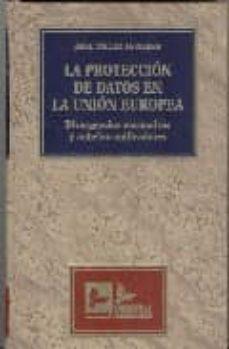 Comercioslatinos.es La Proteccion De Datos En La Union Europea: Divergencias Normativ As Y Anhelos Unificadores Image