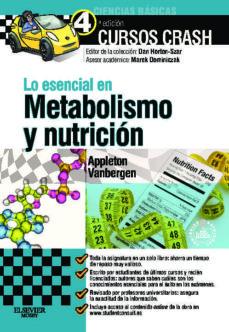 Ebooks en formato pdf descarga gratuita LO ESENCIAL EN METABOLISMO Y NUTRICION (4ª ED.)