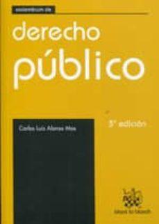 Titantitan.mx Vademecum De Derecho Publico. 3ª Ed Image