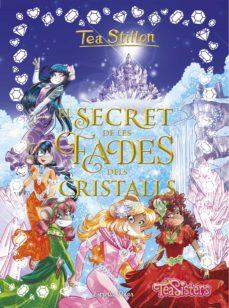 el secret de les fades dels cristalls-tea stilton-9788491376668