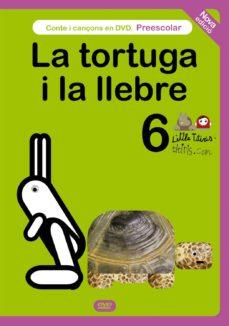Titantitan.mx La Tortuga I La Llebre (Cuento Dvd Con Libro En Cartone) Image