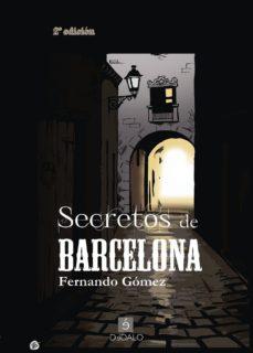 Descarga de foro de libros de texto SECRETOS DE BARCELONA 9788494364068