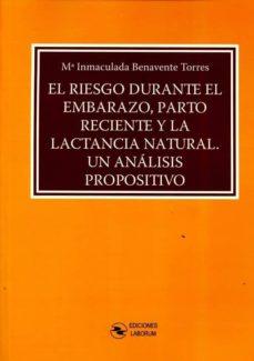 Bressoamisuradi.it El Riesgo Durante El Embarazo, Parto Reciente Y La Lactancia Natural. Un Análisis Propósitivo Image