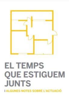 Descarga de libros en francés EL TEMPS QUE ESTIGUEM JUNTS FB2 RTF CHM de PABLO MESSIEZ (Literatura española) 9788494934568