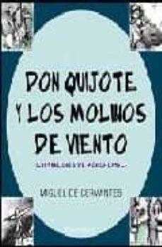 Carreracentenariometro.es Don Quijote Y Los Molinos De Viento Image