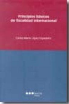 principios basicos de fiscalidad internacional-carlos maria lopez espadafor-9788497687768