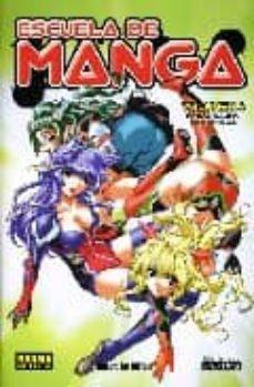 escuela de manga 4: personajes femeninos-9788498142068
