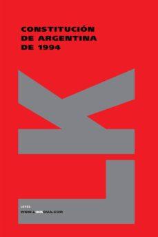 Titantitan.mx Constitución De Argentina De 1994 Image