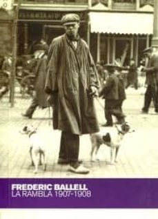 Inmaswan.es Frederic Ballell. La Rambla 1907-1908 Image