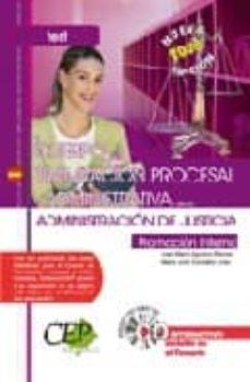 Permacultivo.es Cuerpo De Tramitacion Procesal Y Administrativa De La Administrac Ion De Justicia. Promocion Interna. Test Oposiciones Image