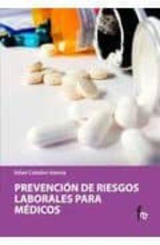 Joomla descargar ebook gratis PREVENCION DE RIESGOS LABORALES PARA MEDICOS RTF de RAFAEL CEBALLO ATIENZA in Spanish