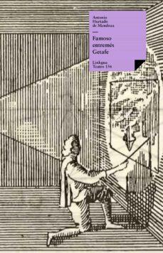 famoso entremés getafe (ebook)-antonio hurtado de mendoza-9788498975468