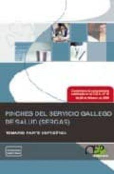 Bressoamisuradi.it Pinches Del Servicio Gallego De Salud (Sergas). Temario Parte Esp Ecifica Image