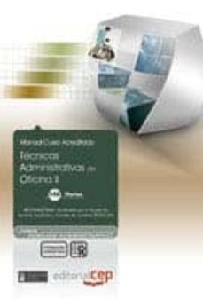 Permacultivo.es Tecnicas Administrativas De Oficina Ii. Coleccion Formacion Conti Nuada (Essscan) Image