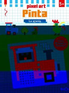 Colorroad.es Pixel Art Pinta - La Granja (Catalan) Image