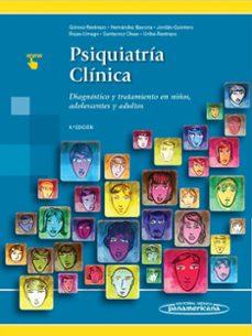 Descargar libros electrónicos gratis para kindle touch PSIQUIATRÍA CLÍNICA.