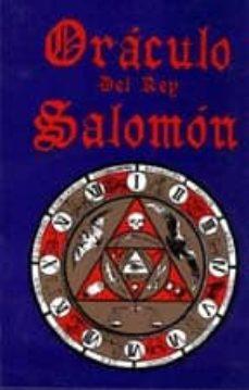 Bressoamisuradi.it Oraculo Del Rey Salomon Image