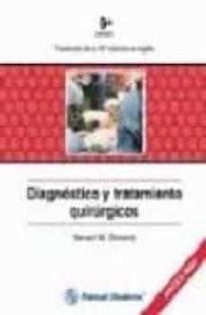La mejor descarga de audiolibros gratis DIAGNOSTICO Y TRATAMIENTO QUIRURGICOS (9ª ED) 9789707292468 en español