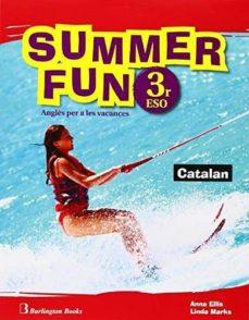 Concursopiedraspreciosas.es Summer Fun 3 Eso (Student Book + Cd) (Catalan) Image