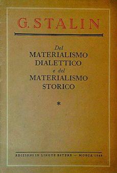 Cdaea.es Del Materialismo Dialettico E Del Materialismo Storico Image