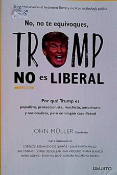 Permacultivo.es No, No Te Equivoques, Trump No Es Liberal Image
