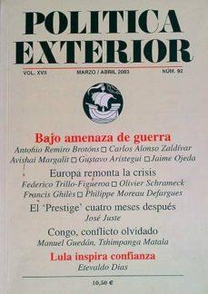 Curiouscongress.es Política Exterior Image