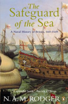 the safeguard of the sea (ebook)-n a m rodger-9780141912578