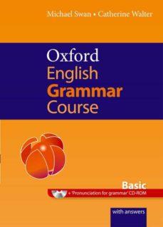oxford english grammar course: basic with answers-wole soyinka-9780194420778