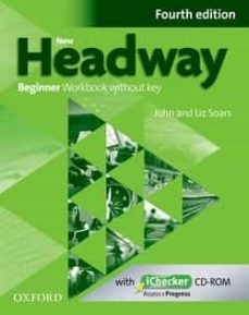 new headway beginner (4th ed.): workbook without key with ichecke r-9780194771078