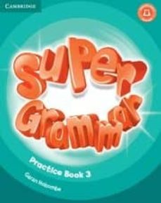 Los mejores libros de descarga gratuita pdf SUPER MINDS LEVEL 3 SUPER GRAMMAR BOOK 9781316631478