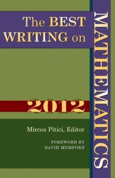 the best writing on mathematics 2012 (ebook)-9781400844678