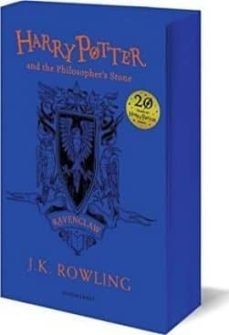 harry potter and the philosopher s stone - ravenclaw edition-j.k. rowling-9781408883778